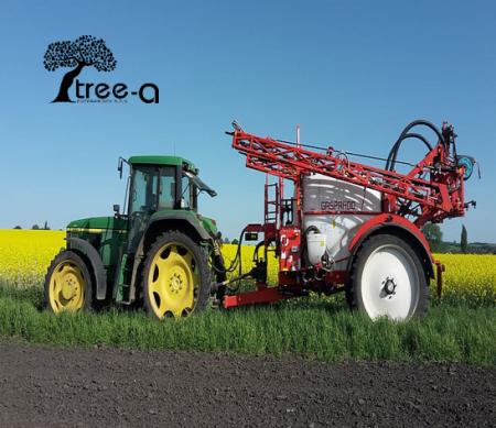 Imagen de maquinaria agricola