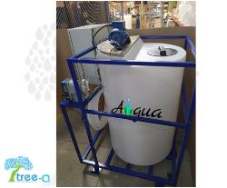 Equipos de mezcla y dosificación automática, servicio Tree-a Enterprises SAS