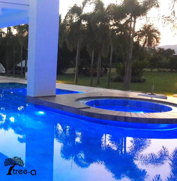 Imagen de piscina en Tree-a Enterprises SAS