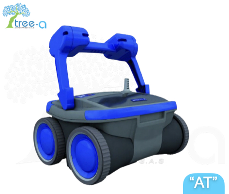 Robots limpiadores de la linea Aqua Treatment de Tree-a Enterprises SAS